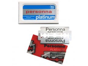 Žiletky Personna 10 ks