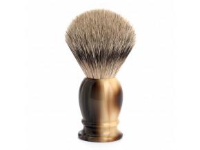 stetka na holeni muhle classic horn brown silvertip badger 091k252 FOTO1