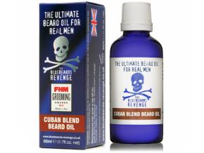 olej na vousy cuban blend bluebeards revenge