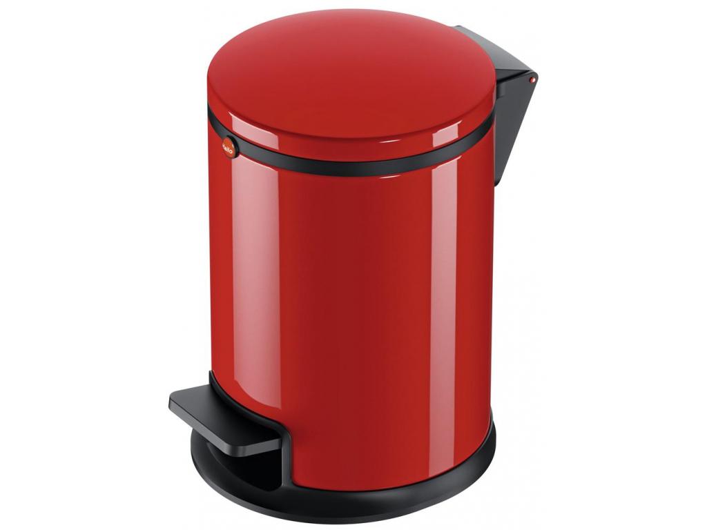 Kosmetický koš Hailo Pure S 4l červený