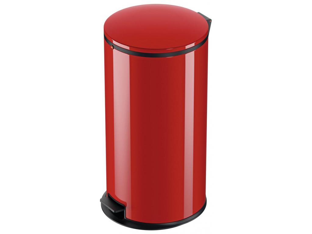 odpadkovy kos hailo pure 44l cerveny
