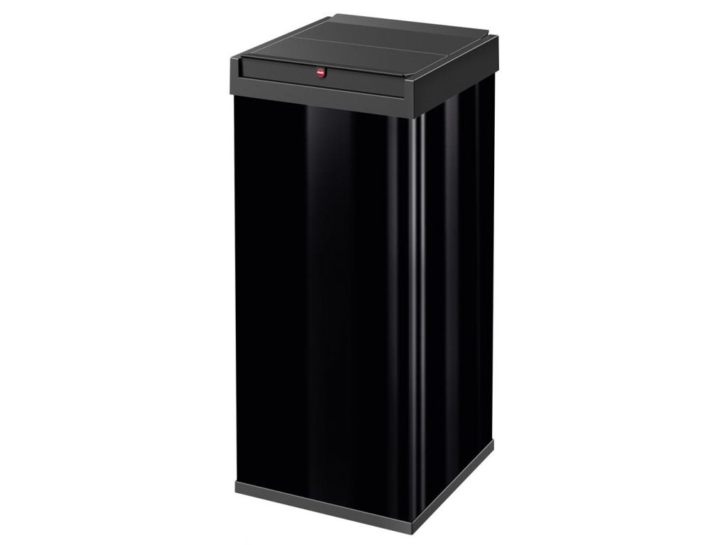 Odpadkový koš Hailo Big-Box Swing XXL 71L černý