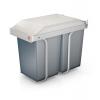 Vestavný odpadkový koš Multi-Box L 2x 14L