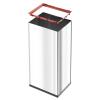 Odpadkový koš Hailo Big-Box Swing XL 52L stříbrný