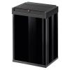 Odpadkový koš Hailo Big-Box Swing L 35L černý