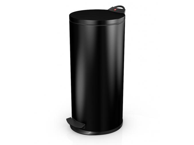 Odpadkový koš Hailo T2 L 19L černý