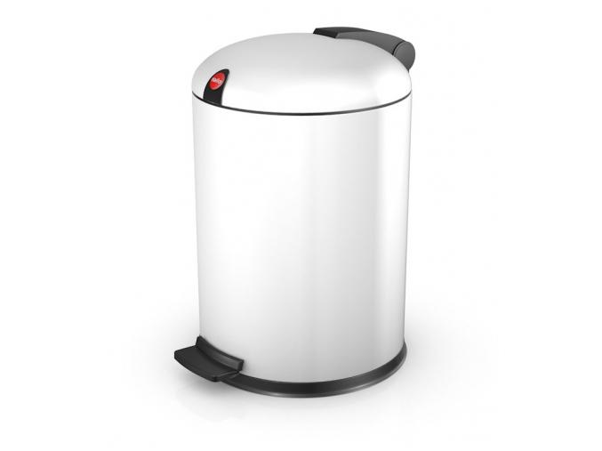 Kosmetický koš Hailo design S 4L bílý