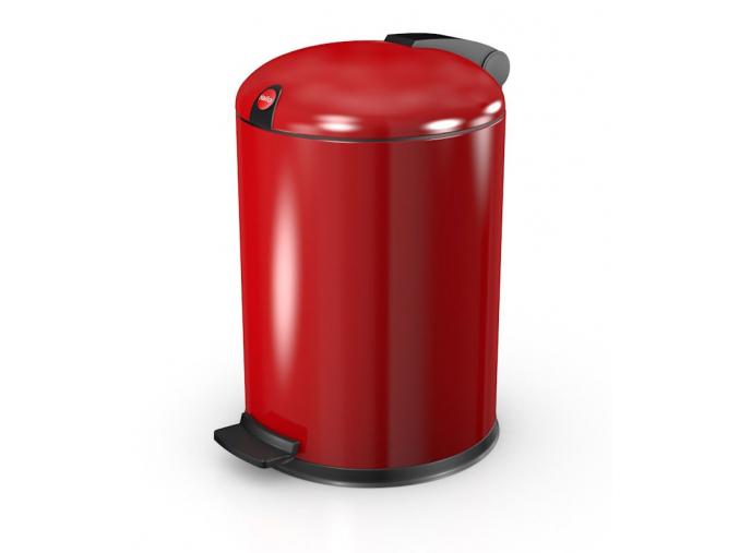 Kosmetický koš Hailo design S 4L červený