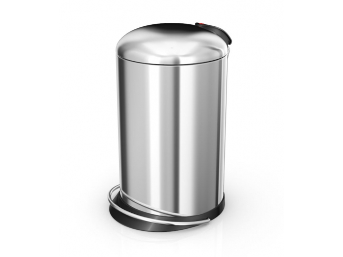 Odpadkový koš Hailo TOPdesign M 13L nerez