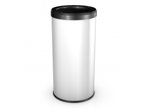 Odpadkový koš Hailo BigBin Swing 45L bílý