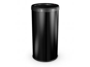 Odpadkový koš Hailo BigBin Swing 45L černý