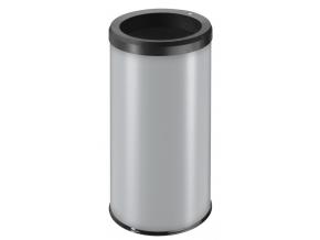 Odpadkový koš Hailo BigBin Quick 45L stříbrný