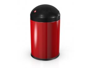 Kosmetický koš Hailo Sienna swing S 4L červený