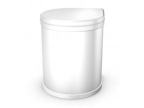 Vestavný odpadkový koš Compact M 15L bílý