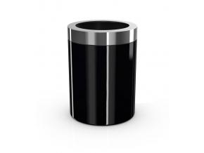 Stolní odpadkový koš Hailo černý