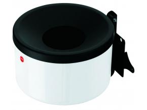 Nástěnný venkovní popelník Hailo ProfiLine easy 1 litr bílý