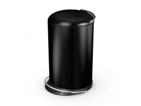 Odpadkový koš Hailo TOPdesign M 13L černý