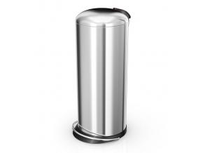 Odpadkový koš Hailo TOPdesign L 24L nerez