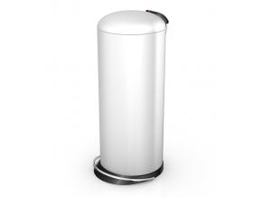 Odpadkový koš Hailo TOPdesign L 24L bílý