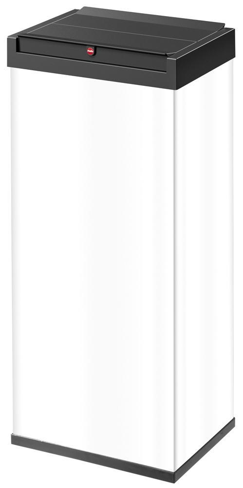 Odpadkový koš Hailo Big-Box Swing XL 52L bílý