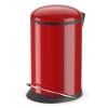 Odpadkový koš Hailo Harmony M 12L červený