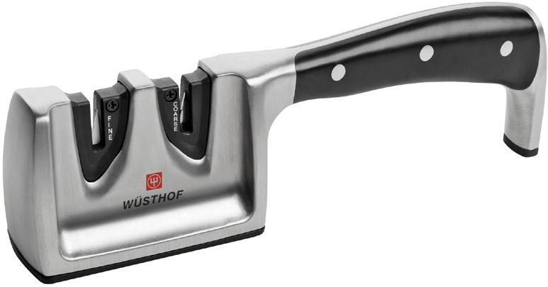 Jak správně nabrousit kuchyňský nůž