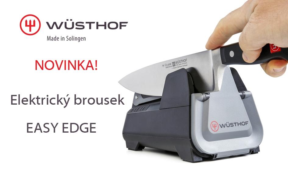 Elektrický brousek na kuchyňské nože Easy Edge - Wüsthof Solingen - 4341
