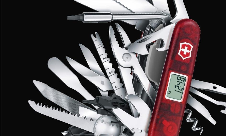 Švýcarské kapesní zavírací nože Victorinox