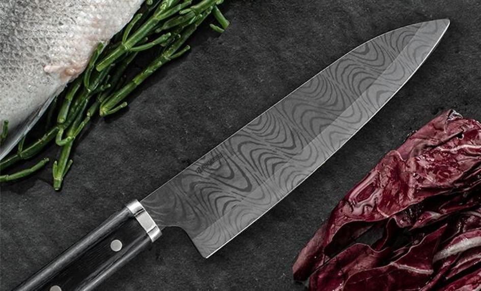 Keramické kuchyňské nože Kyocera (Japonsko)