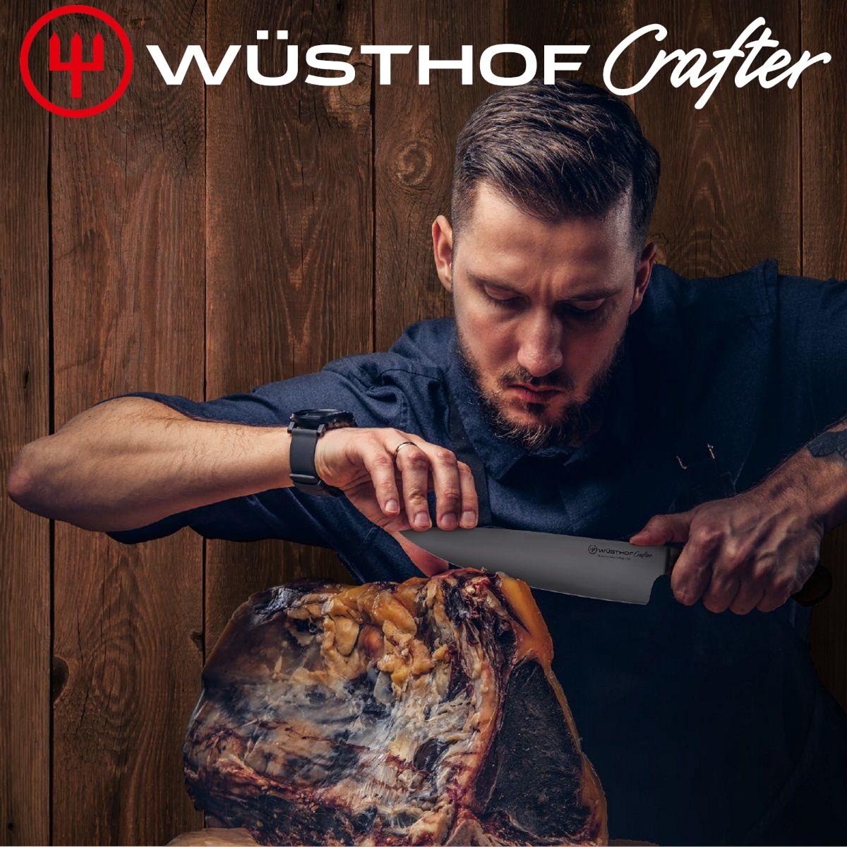 Kuchyňské nože CRAFTER Wüsthof Solingen