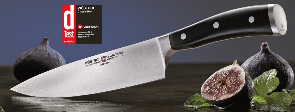 Kuchařský nůž Classic Ikon dTest