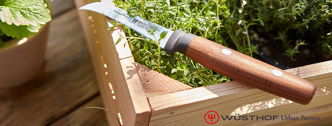 Kuchyňské nože URBAN FARMER Wüsthof Solingen