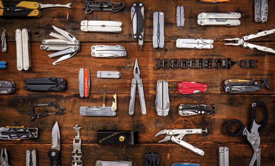 Nářaďové nože Leatherman (USA)