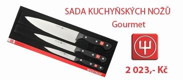 Sada kuchyňských nožů Wüsthof Gourmet 9675