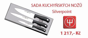 Sada kuchyňských nožů Wüsthof Silverpoint 9815