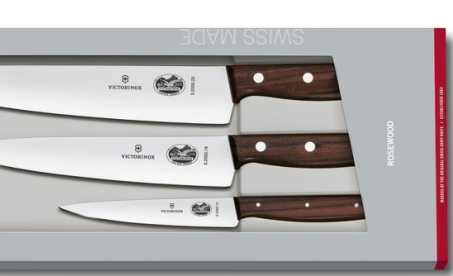 TOP - Victorinox Wood Gift Box
