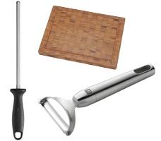 Příslušenství k nožům a ostatní kuchyňské náčiní