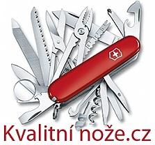Kvalitní nože