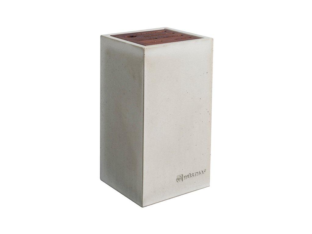stojan na noze 7 ks beton buk wusthof solingen