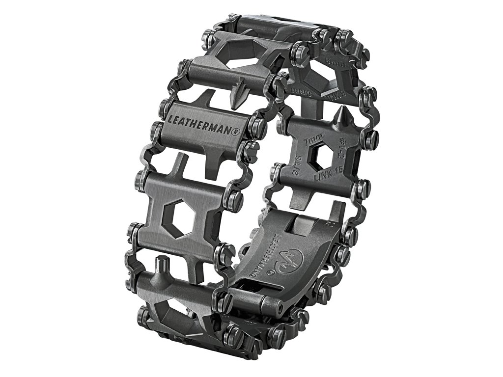 multifunkcni naramek leatherman tread metric black