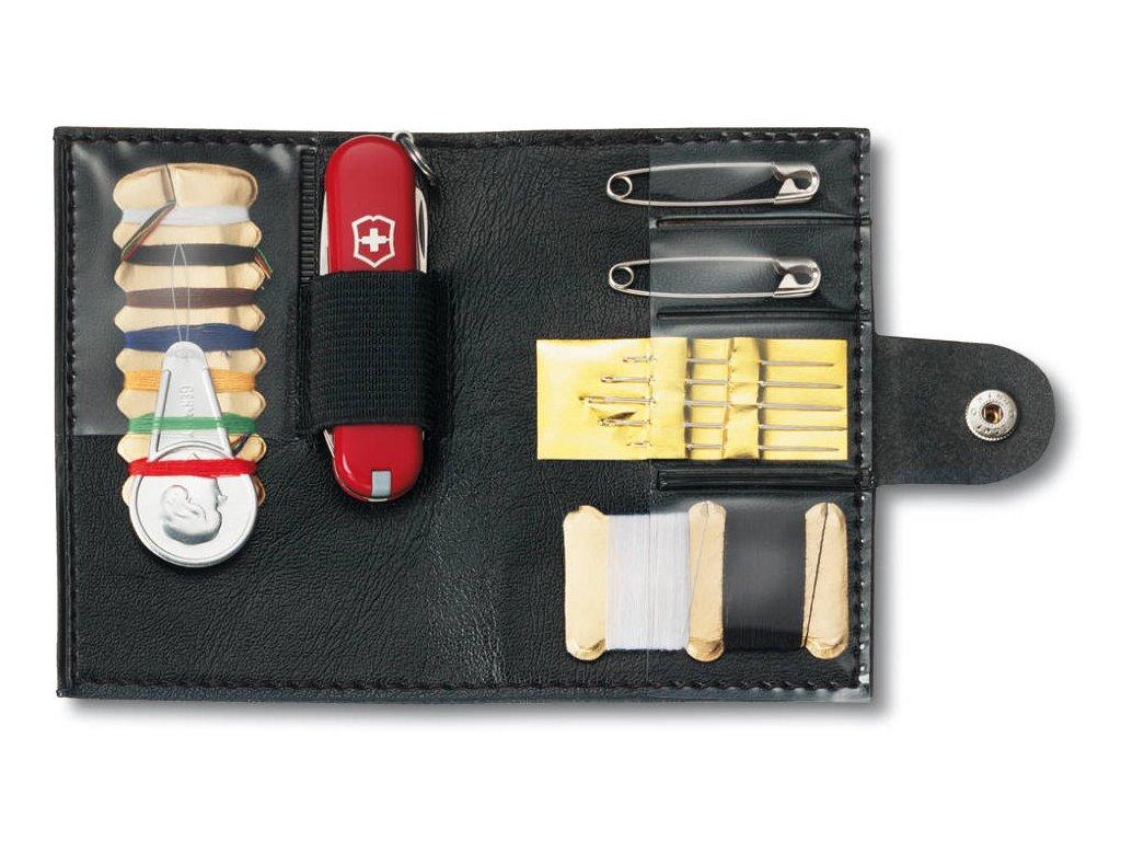 sada siti kapesni nuz klicenka victorinox sewing set
