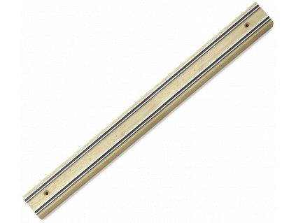 drevena magneticka lista na kuchynske noze wusthof solingen 45 cm 7223 45