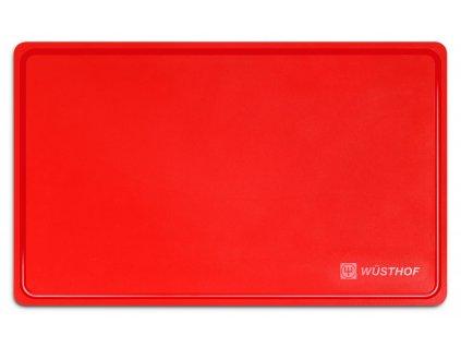 plastove prkenko kuchynske na krajeni 53x32,5 cm wusthof solingen cervene