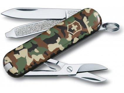 kapesni nuz victorinox classic sd 58 mm camouflage