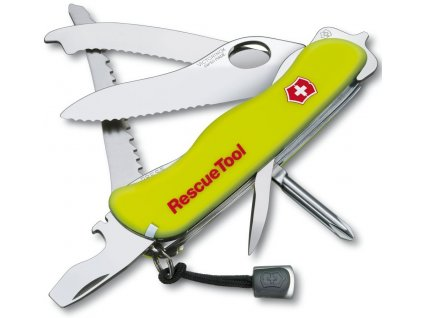kapesni zachranarsky nuz victorinox rescue tool 111 mm