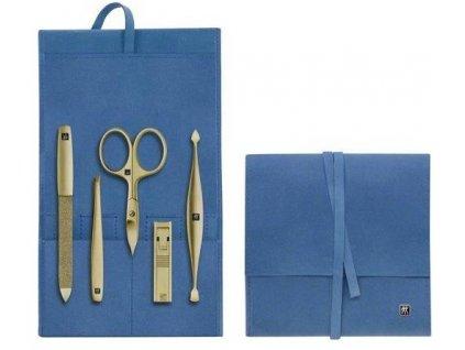 5dilna luxusni damska manikura twinox gold edition zwilling solingen 97716 008