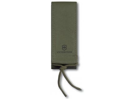 nylonove zelene pouzdro pro kapesni noze victorinox 136 mm 4.0838.4