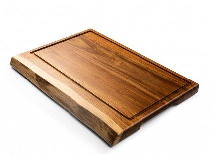 50 x 35 x 3 cm drevene prkenko z akacioveho dreva style de vie kvalitni noze