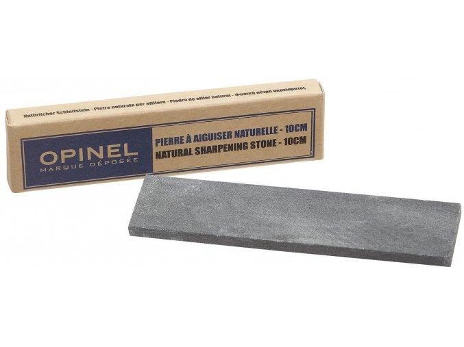 brusny kamen opinel natural 10 cm