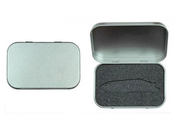 kovova krabicka na rybicku mikov